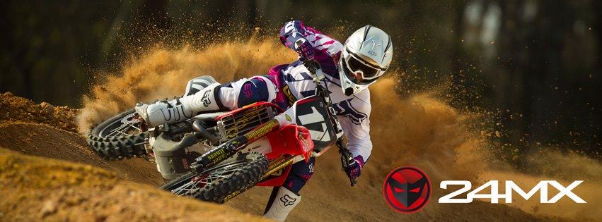 24MX – matériel moto cross et enduro pas cher – Dealabs