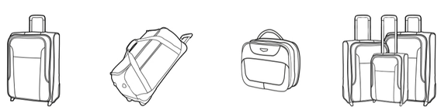 Rayon d'or – Bagages, valises et sacs de voyage pas cher – Dealabs