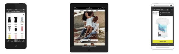 river island – application mobile – Dealabs