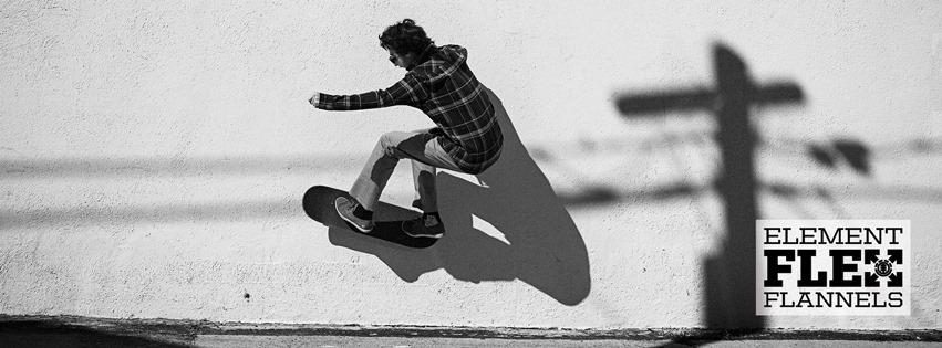 Element – vêtements et chaussures de skate pas cher – Dealabs