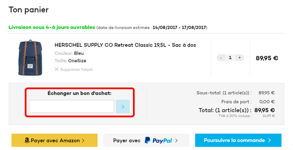 Planet Sports – utiliser un code promo – Dealabs