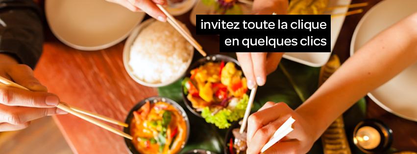 La Fourchette – réserver une table au restau et payer moins cher – Dealabs