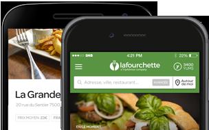 La Fourchette – une app pour réserver un restau pas cher – Dealabs
