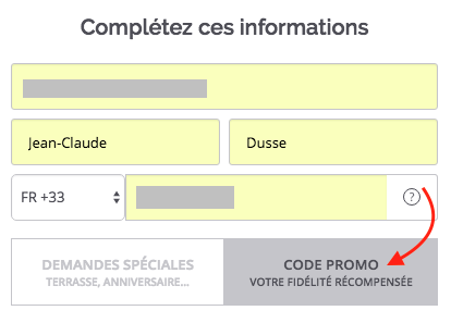 La Fourchette – code promo – Dealabs