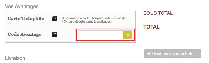 Palais des thés – code promotionnel – Dealabs