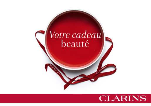 Clarins – la carte cadeau – Dealabs