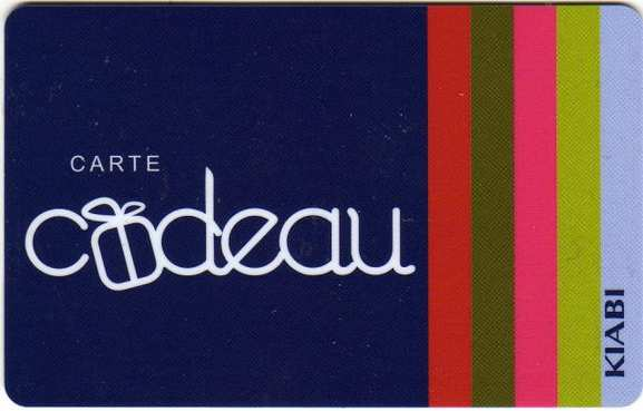kiabi – carte cadeau – Dealabs