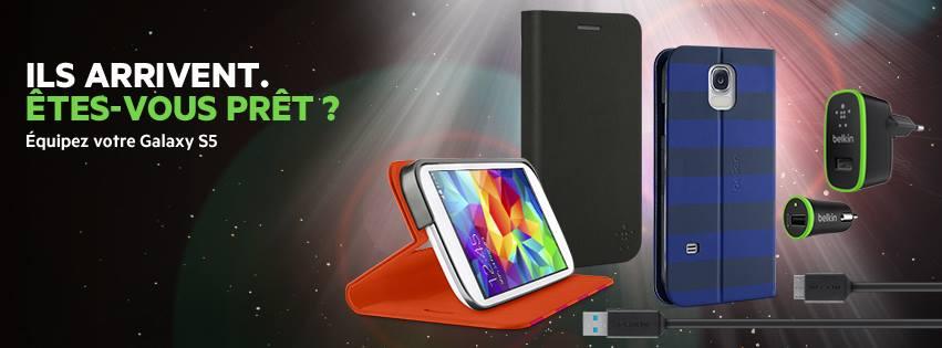 Belkin – trouver des accessoires pour votre Galaxy pas cher – Dealabs