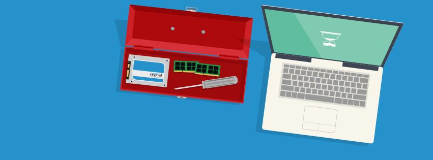 Crucial – améliorer les performances d'un ordinateur pour pas cher – Dealabs