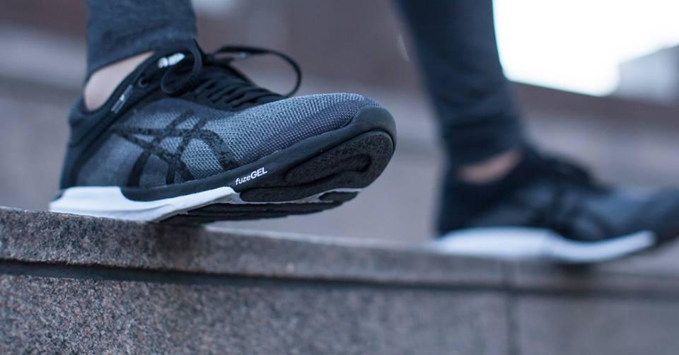 ASICS – chaussures de running FuzeGel pas cher – Dealabs