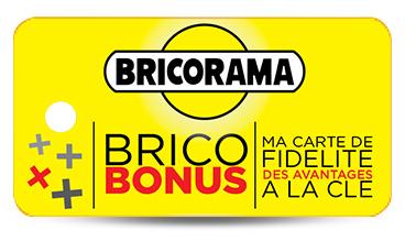 bricorama – la carte bricobonus – Dealabs