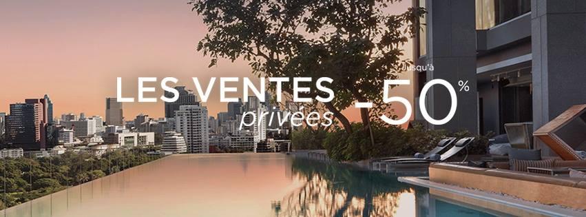 AccorHotels – vente privée, réservation de chanbre d'hôtel en promo – Dealabs
