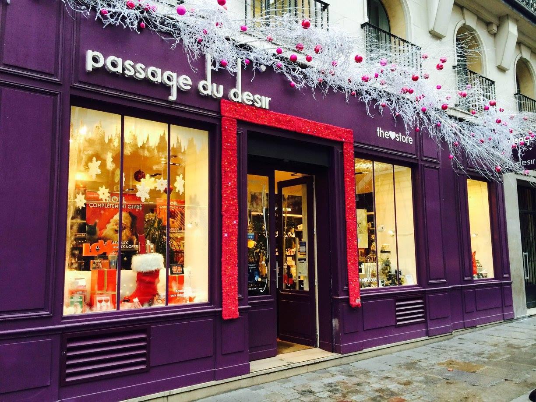 Passage du désir – boutique érotique pas cher – Dealabs