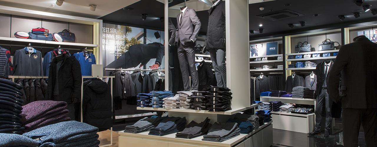 Brice – magasins de vêtements pour homme– Dealabs
