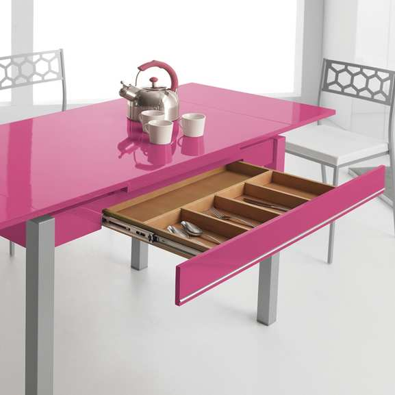 4 pieds – table et chaise moderne pas cher – Dealabs