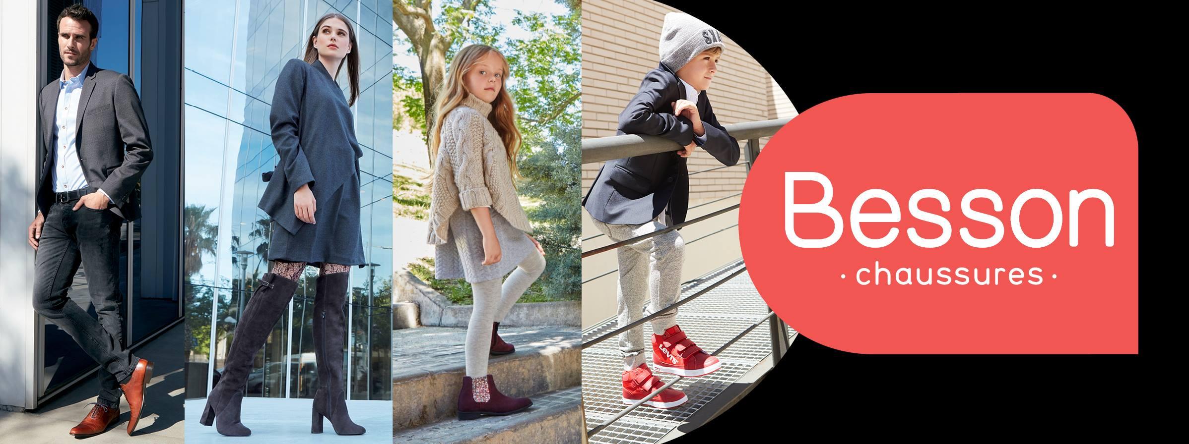 f03474685a498b Bons plans Besson Chaussures ⇒ Deals pour juin 2019 - Dealabs.com