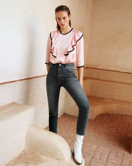 Claudie Pierlot – cjemisier, top et blouse pas cher – Dealabs