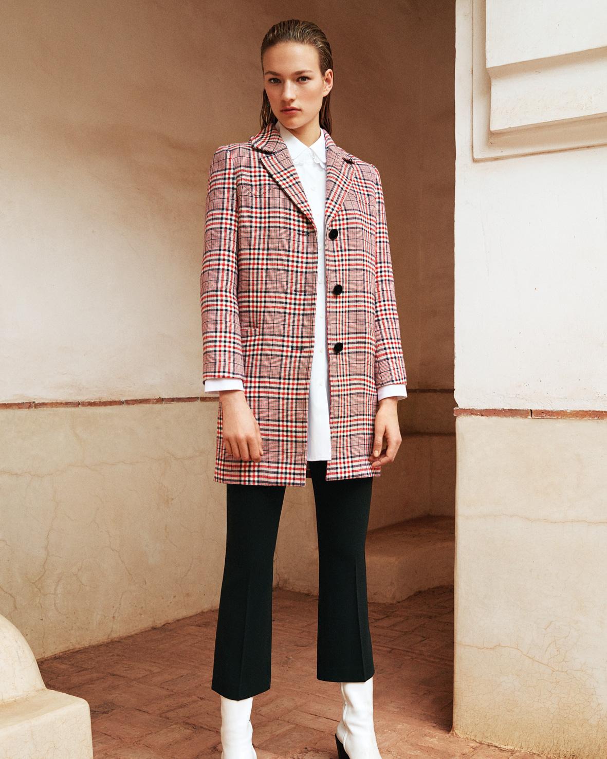 Claudie Pierlot – manteau élégant pas cher – Dealabs