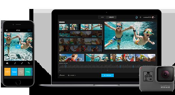 GoPro – applications pour connecter votre caméra – Dealabs