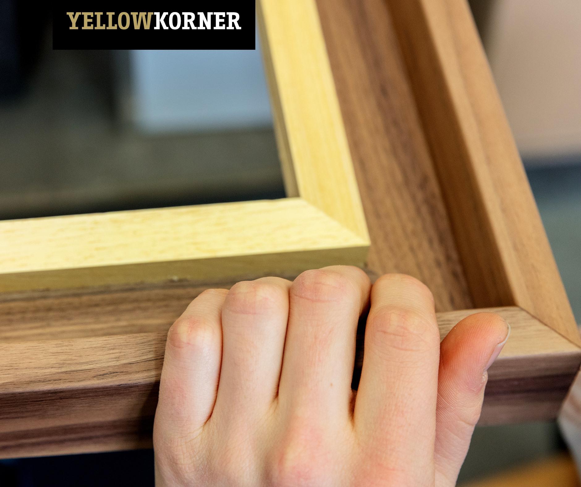 Yellowkorner – encadrement d'images d'art – Dealabs