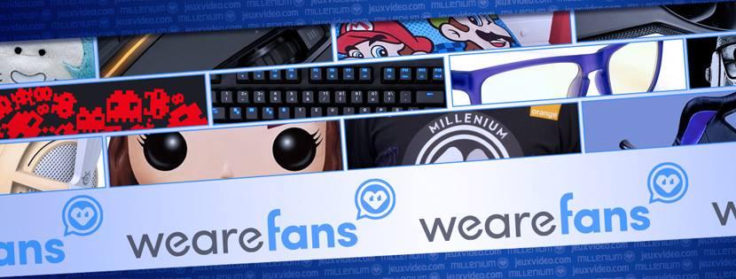 Wearefans – soldes et promotions – Dealabs