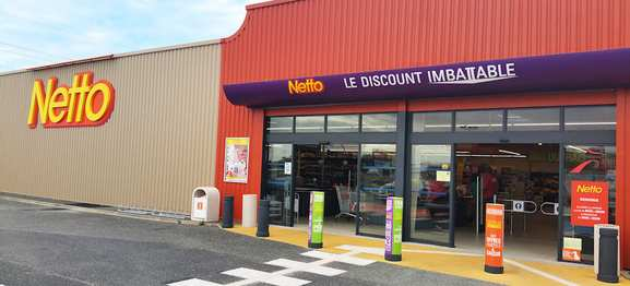 Netto – magasin discount – Dealabs