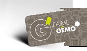 gemo – carte de fidélité – Dealabs