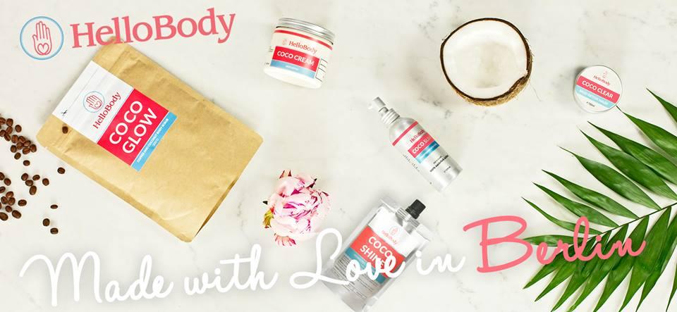 Hellobody – cosmétiques à l'huile de coco – Dealabs