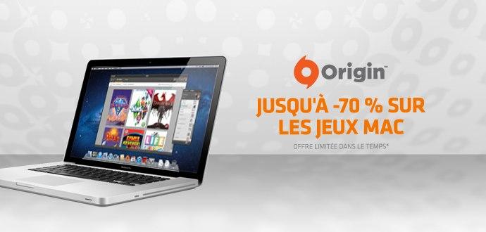 origin – jeux pour mac en promo – Dealabs