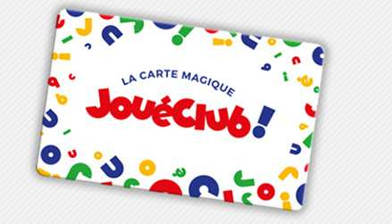 Joueclub – carte magique – Dealabs