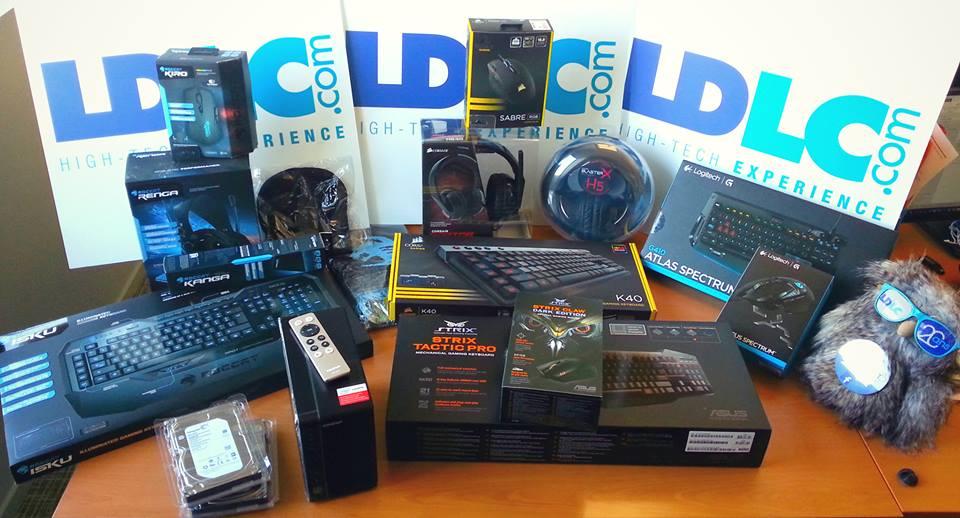 LDLC.com – accessoires high-tech pas cher – Dealabs