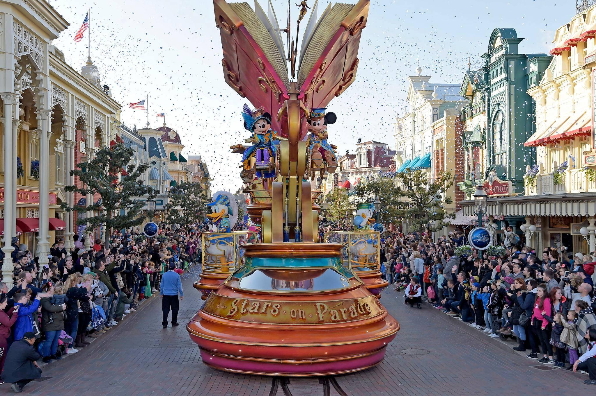 Disneyland-Paris – séjour pas cher – Dealabs