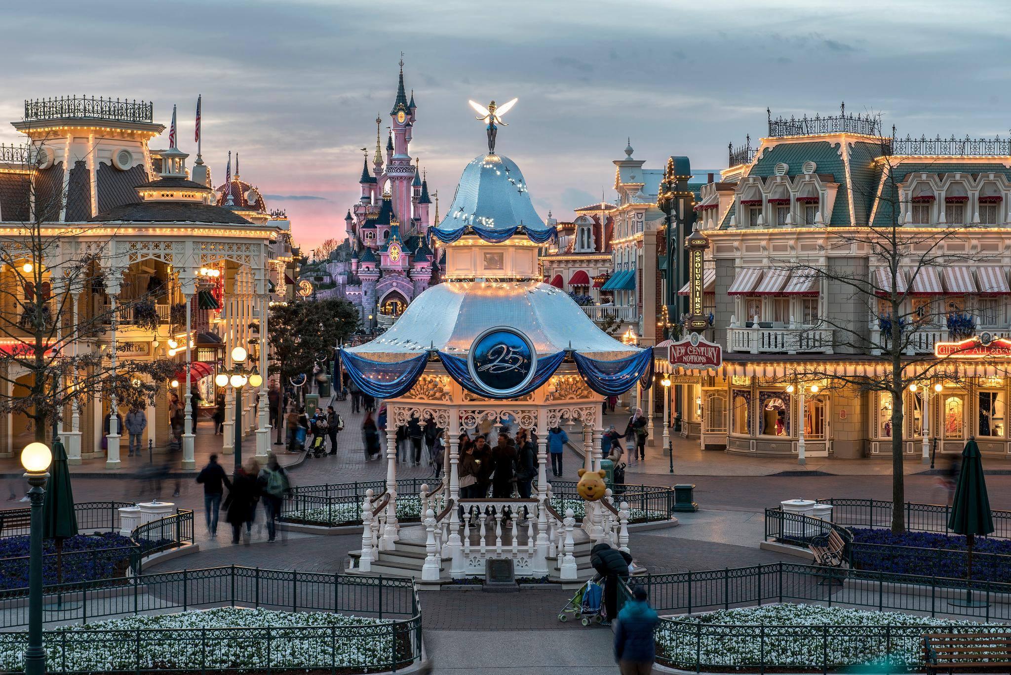 Disneyland-Paris – entrée au parc pas cher – Dealabs