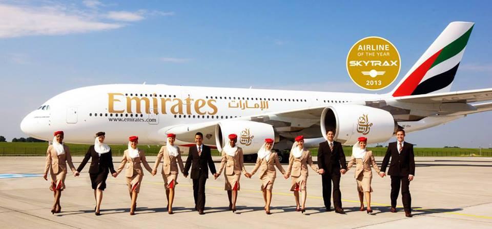 Emirates – billet d'avion en promo – Dealabs