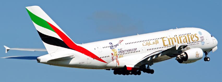 Emirates – vol pas cher vers le monde entier – Dealabs