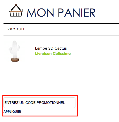 Chaiselongue – code promo – Dealabs