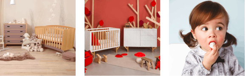 Natalys – chambre de bébé pas cher – Dealabs
