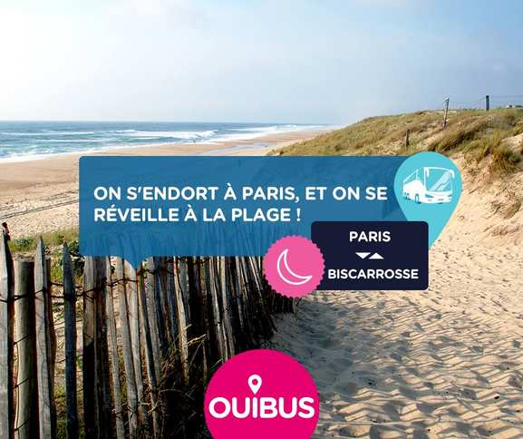 Ouibus – promotions sur le bus – Dealabs