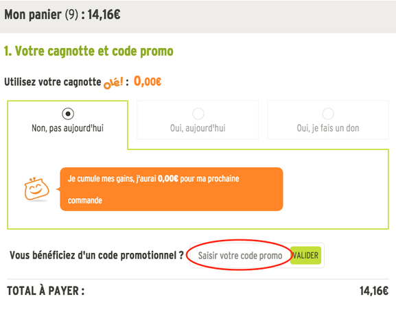 chronodrive – utiliser un code promo – Dealabs