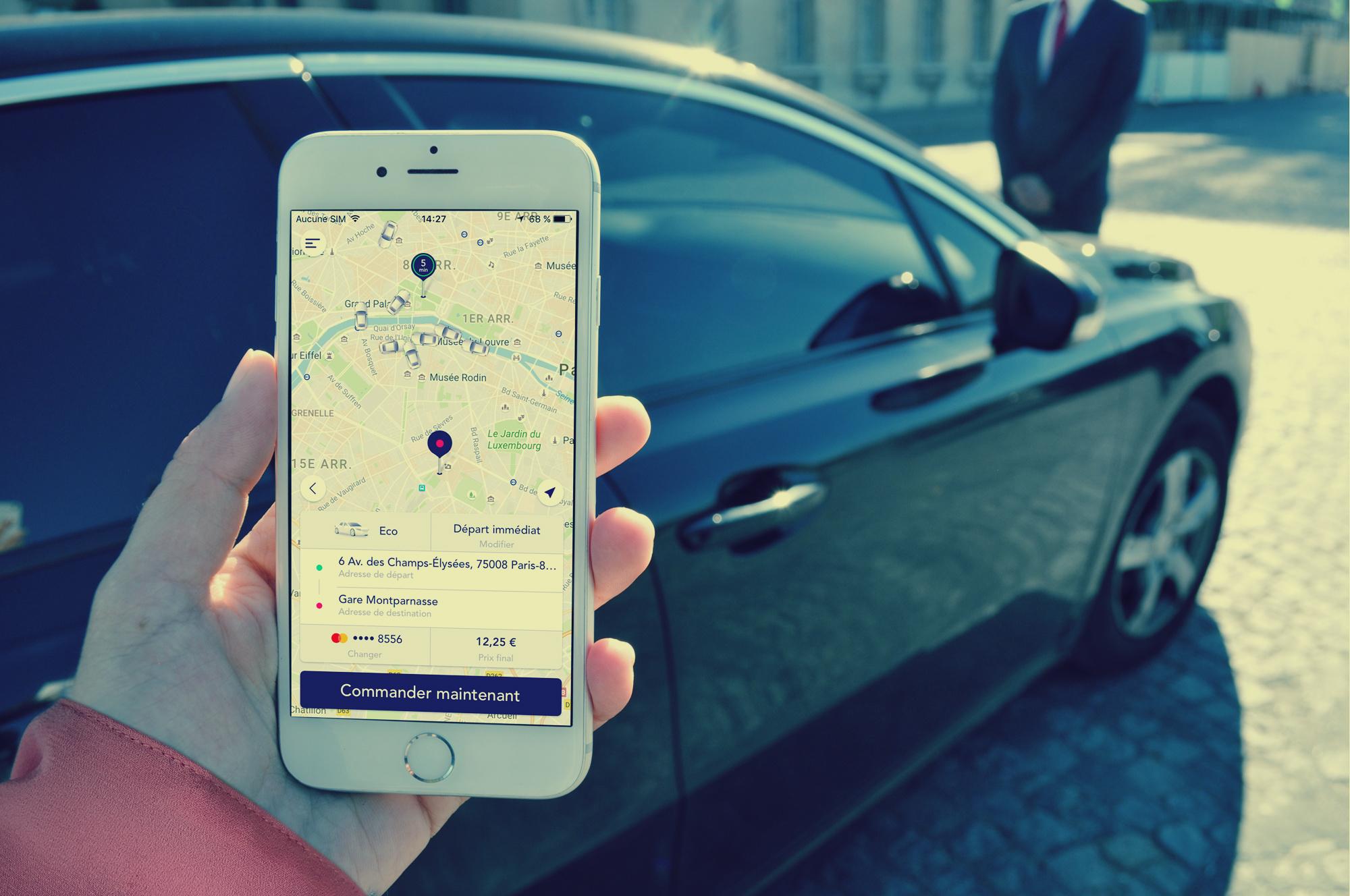 Chauffeur-Prive – VTC pas cher – Dealabs