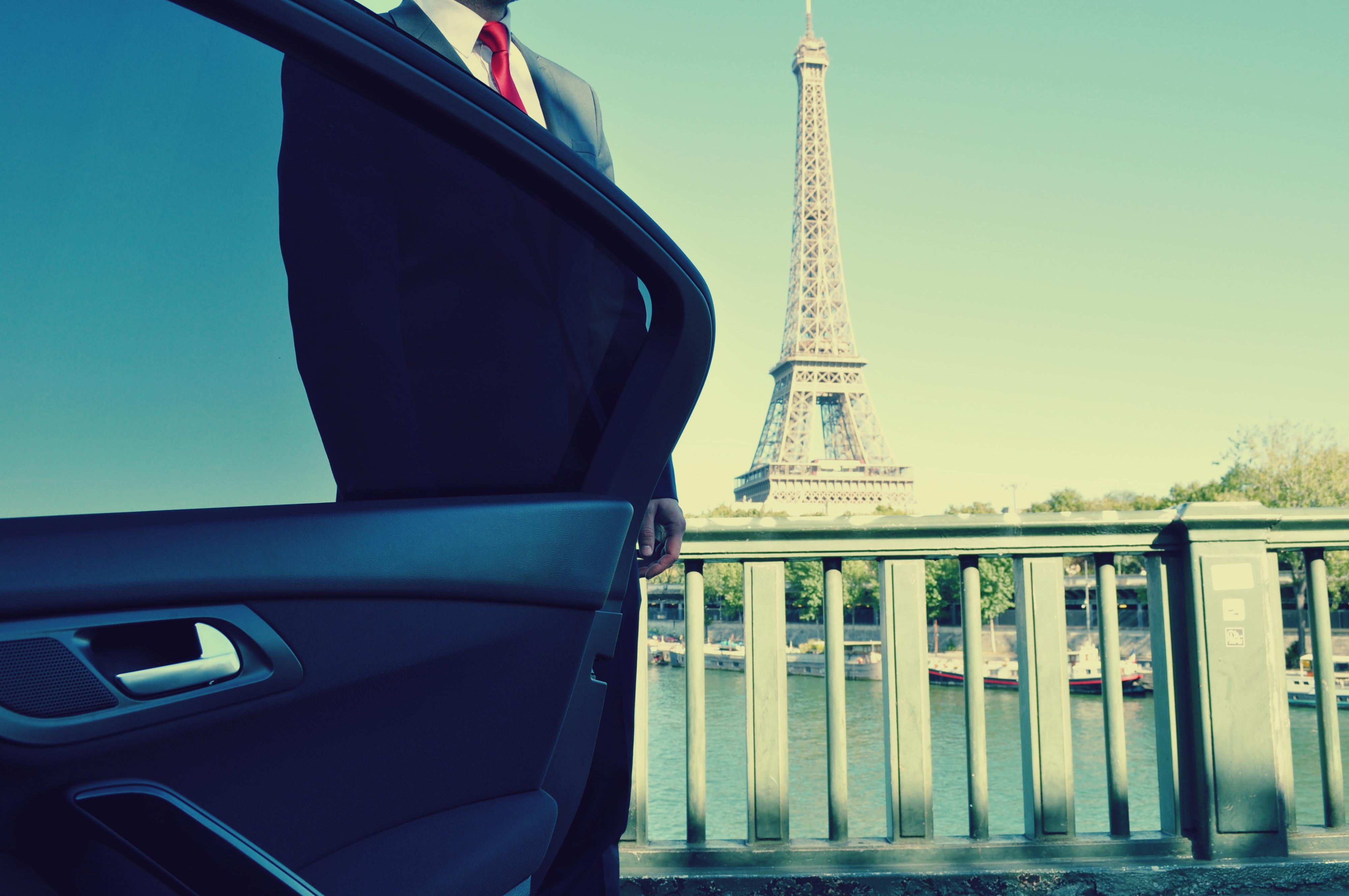 Chauffeur-Prive – VTC à Paris – Dealabs