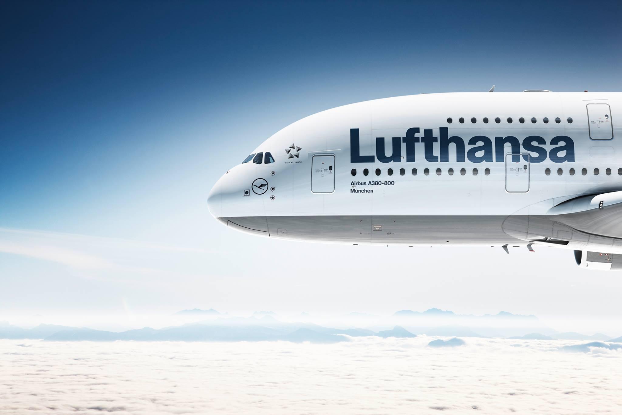Lufthansa – vol pas cher en A380 – Dealabs