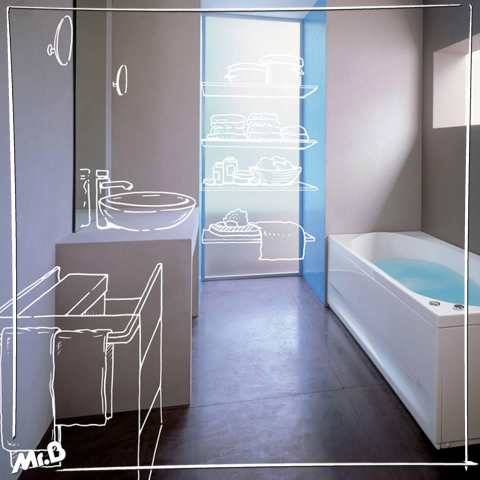 mr. bricolage – refaire sa salle de bain pas cher – Dealabs