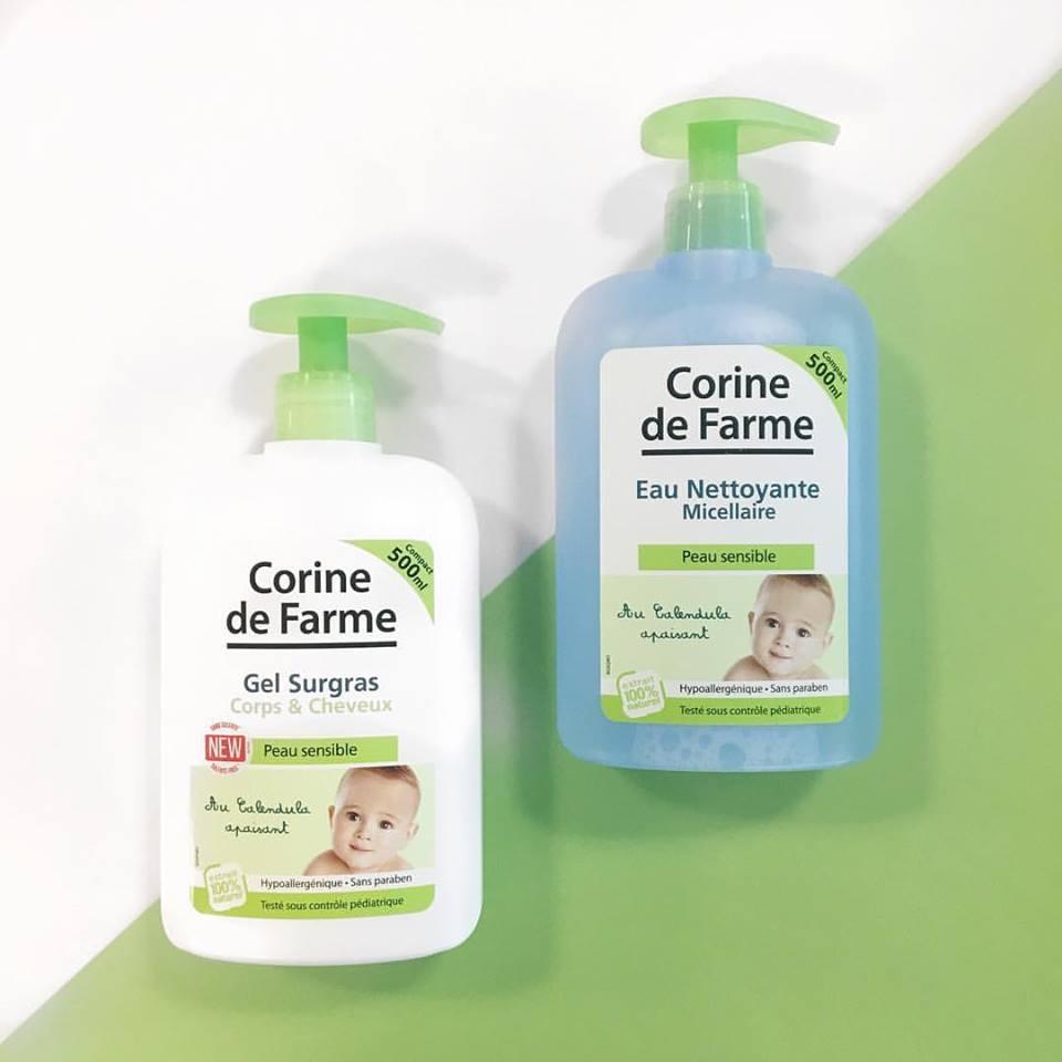 Corine de Farme – Douche bébé pas cher – Dealabs
