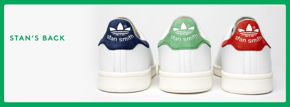 Adidas – Stan Smith en promotion – Dealabs
