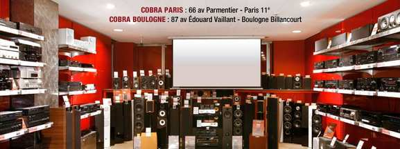 Cobra – magasin hifi – Dealabs