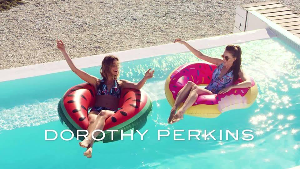 Dorothy-Perkins – maillot de bain en soldes – Dealabs