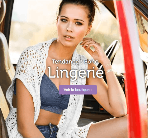 bonprix – lingerie tendance – Dealabs