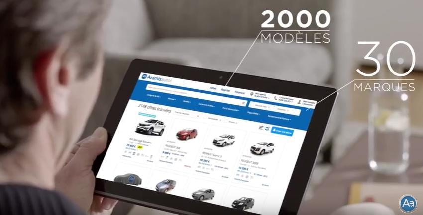 Aramis-Auto – site internet pour acheter des voitures – Dealabs