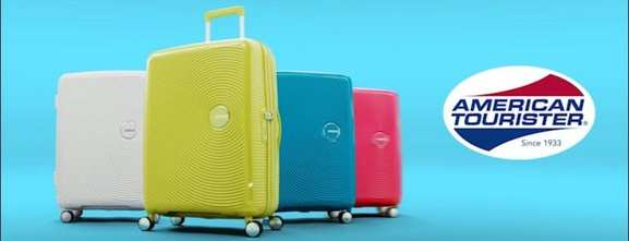 American-Tourister – valise cabine pas cher  – Dealabs